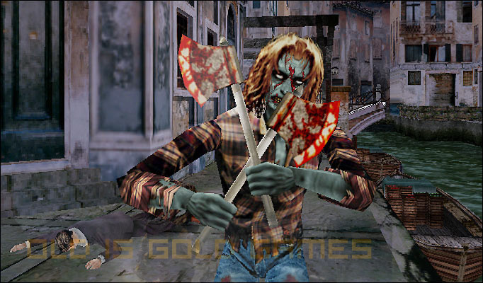 The House of the Dead 2 Setup Free Download