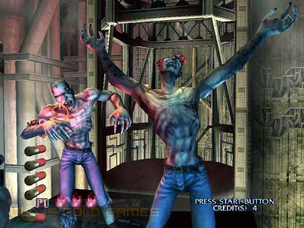 The House of the Dead III Download For Free