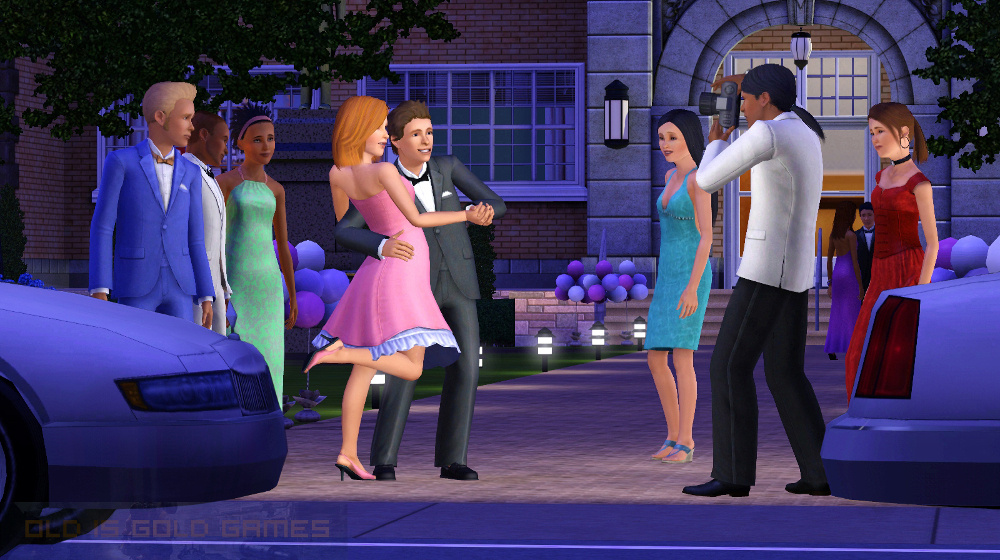 The Sims 3 Generations Features