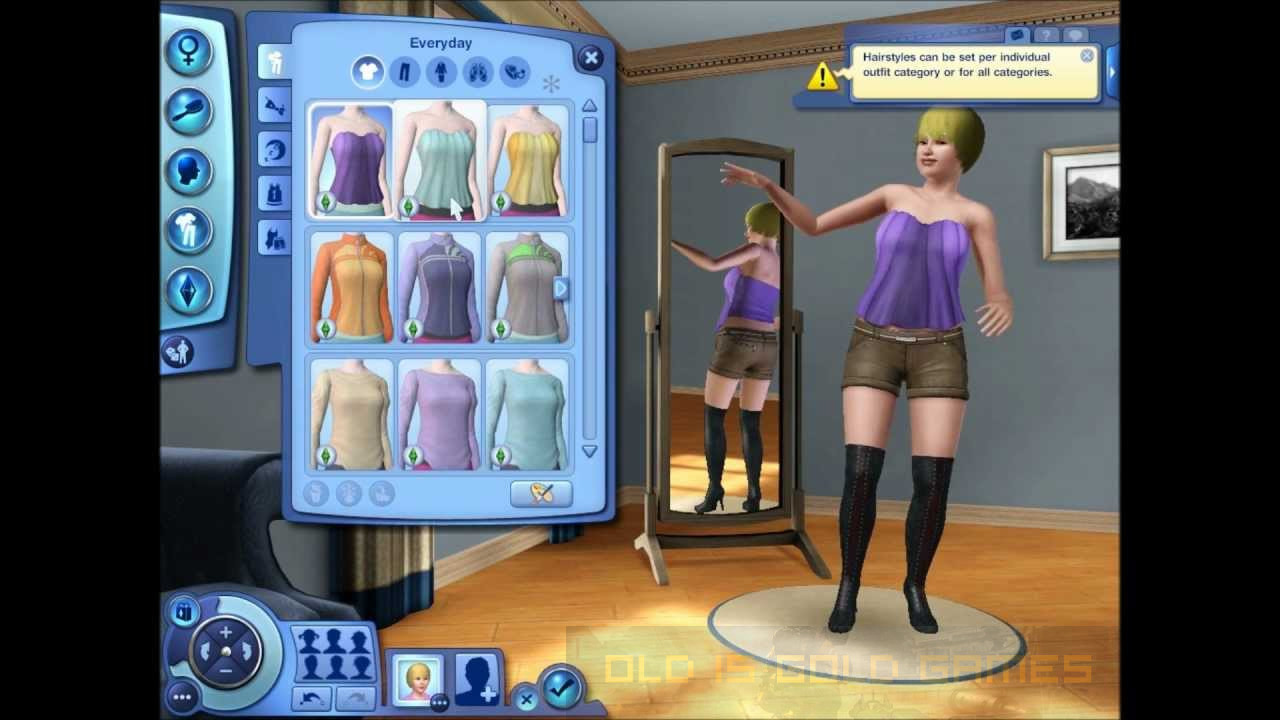 The Sims 3 Town Life Stuff Download For Free