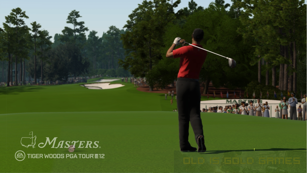 Tiger Woods PGA Tour 12 The Masters Download For Free