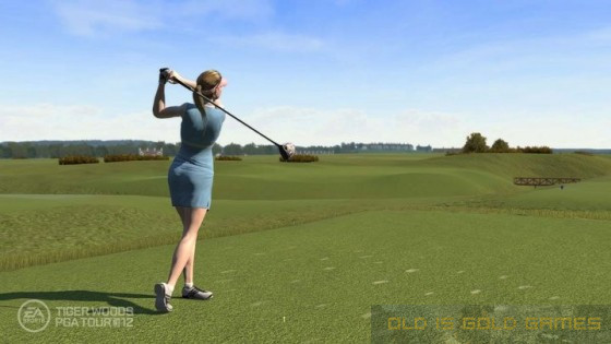 Tiger Woods PGA Tour 12 The Masters Features