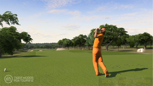 Tiger Woods PGA Tour 12 The Masters Setup Free Download