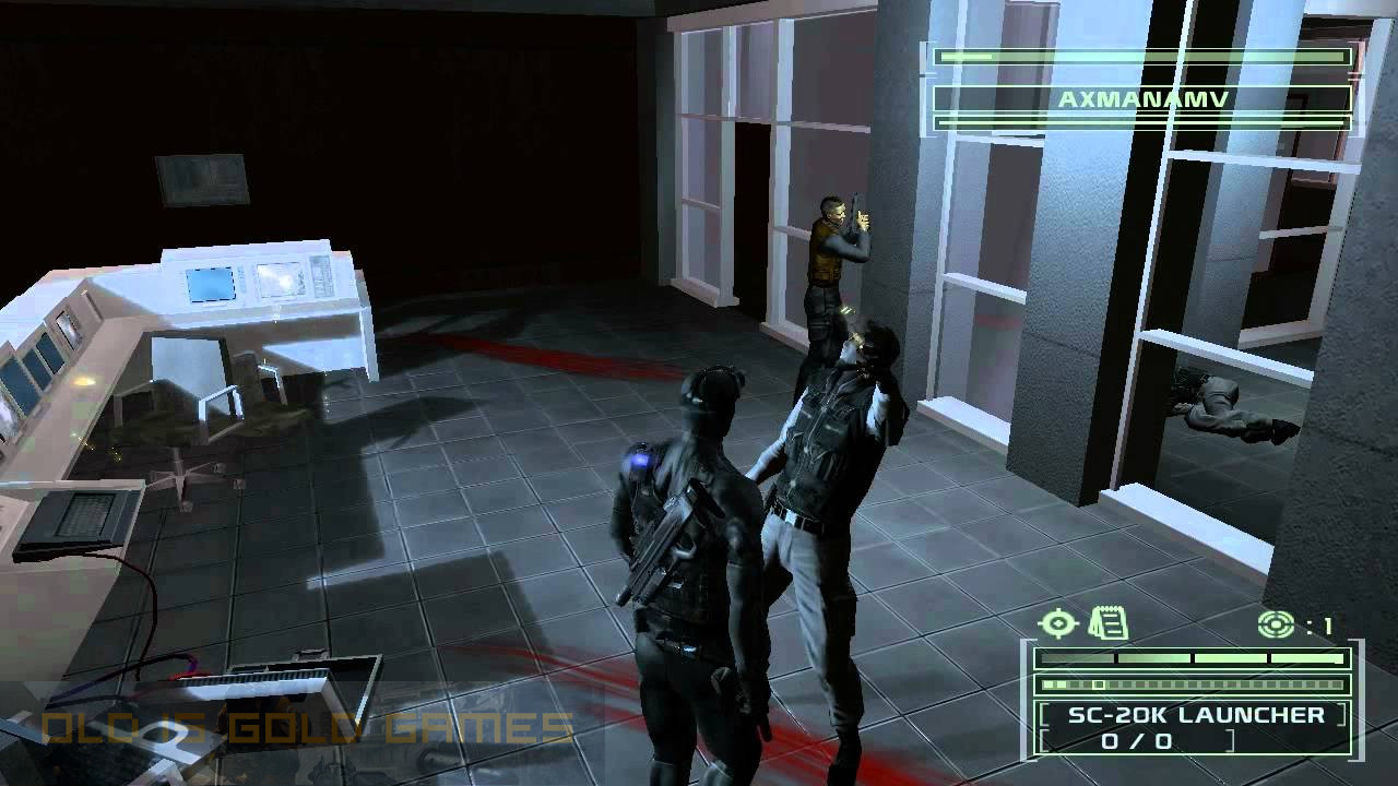 Tom Clancy Splinter Cell Chaos Theory Download For Free