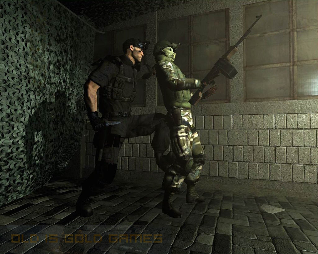 Tom Clancy Splinter Cell Chaos Theory Features
