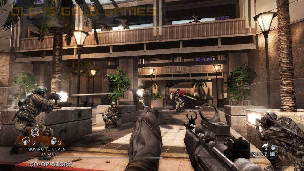 Tom Clancys Rainbow Six Vegas Setup Free Download