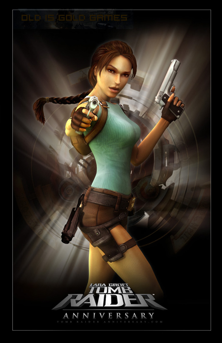 Tomb Raider Anniversary Free Download