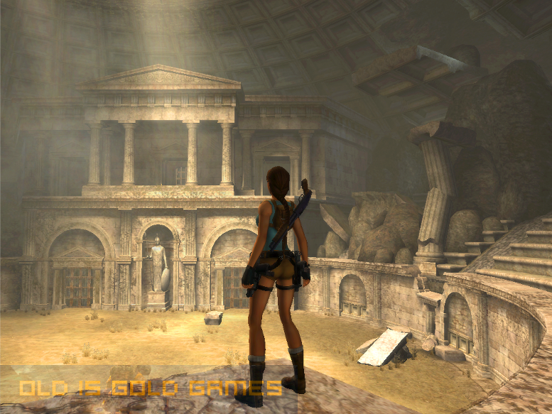 Tomb Raider Anniversary Setup Free Download