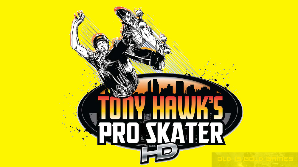 Tony Hawks Pro Skater HD Free Download
