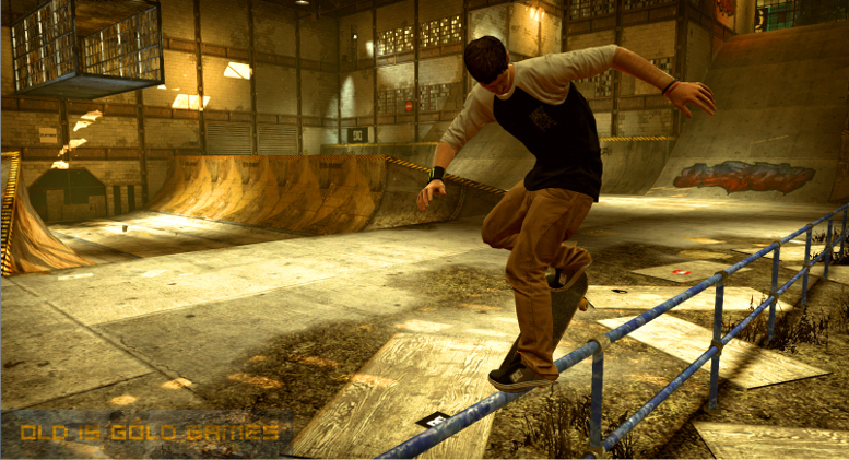 Tony Hawks Pro Skater HD Setup Free Download