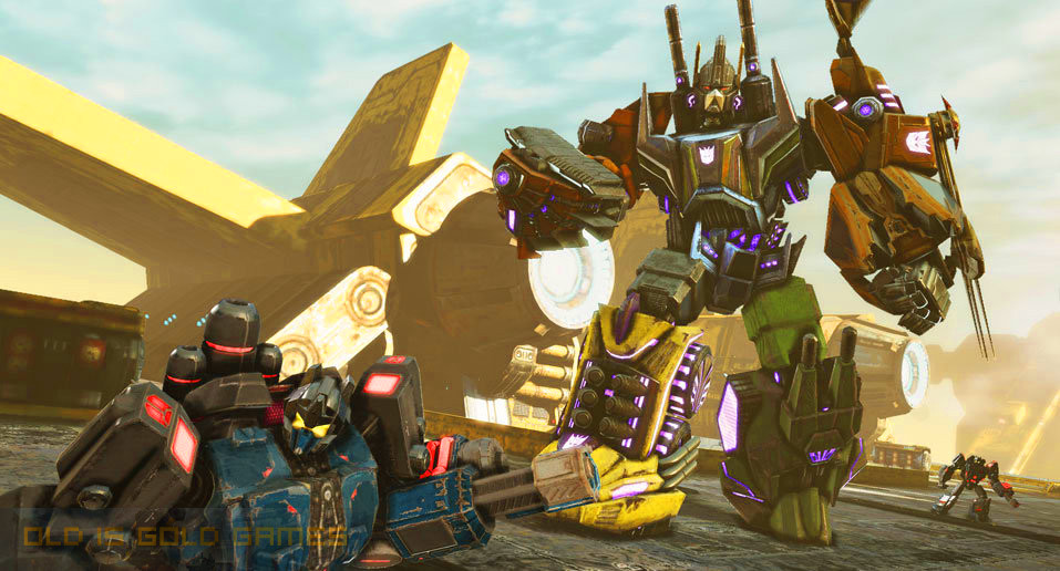 Transformers Fall of Cybertron Download For Free