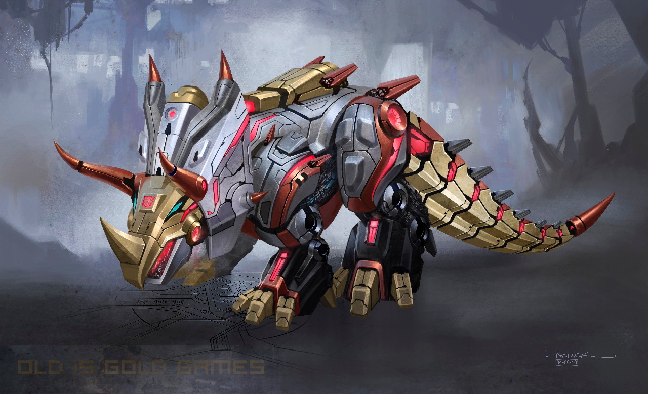 Transformers Fall of Cybertron Features