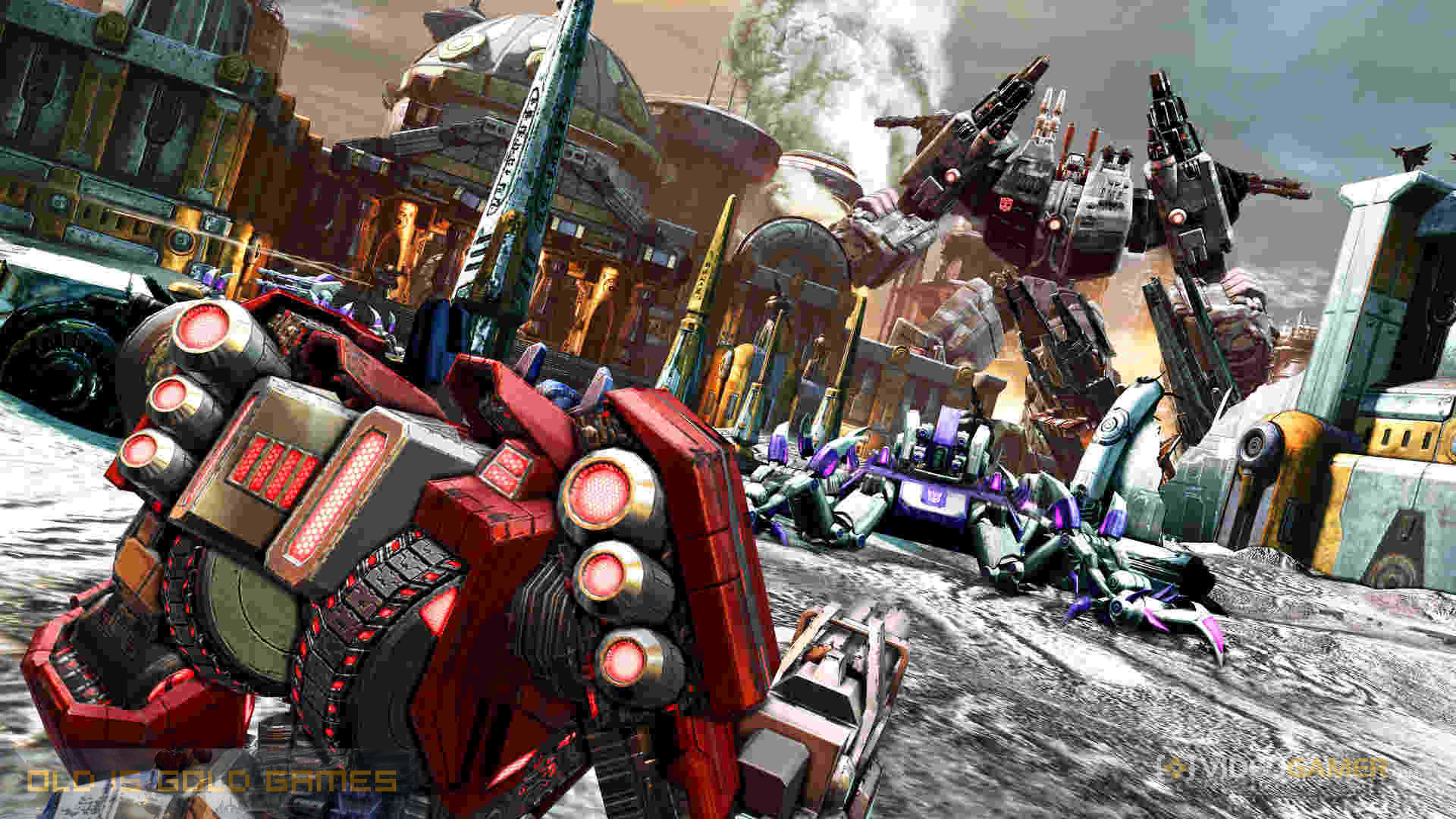 Transformers Fall of Cybertron Setup Free Download