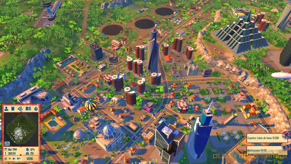 Tropico 4 Modern Times Setup Free Download