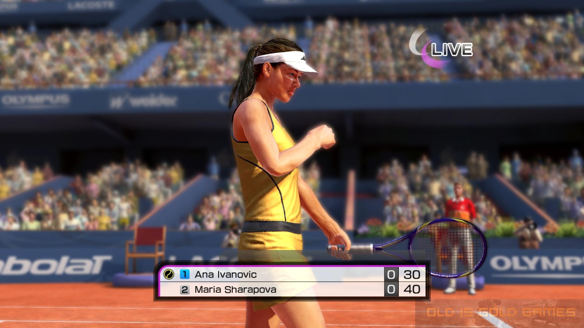 Virtua Tennis 4 Download For Free