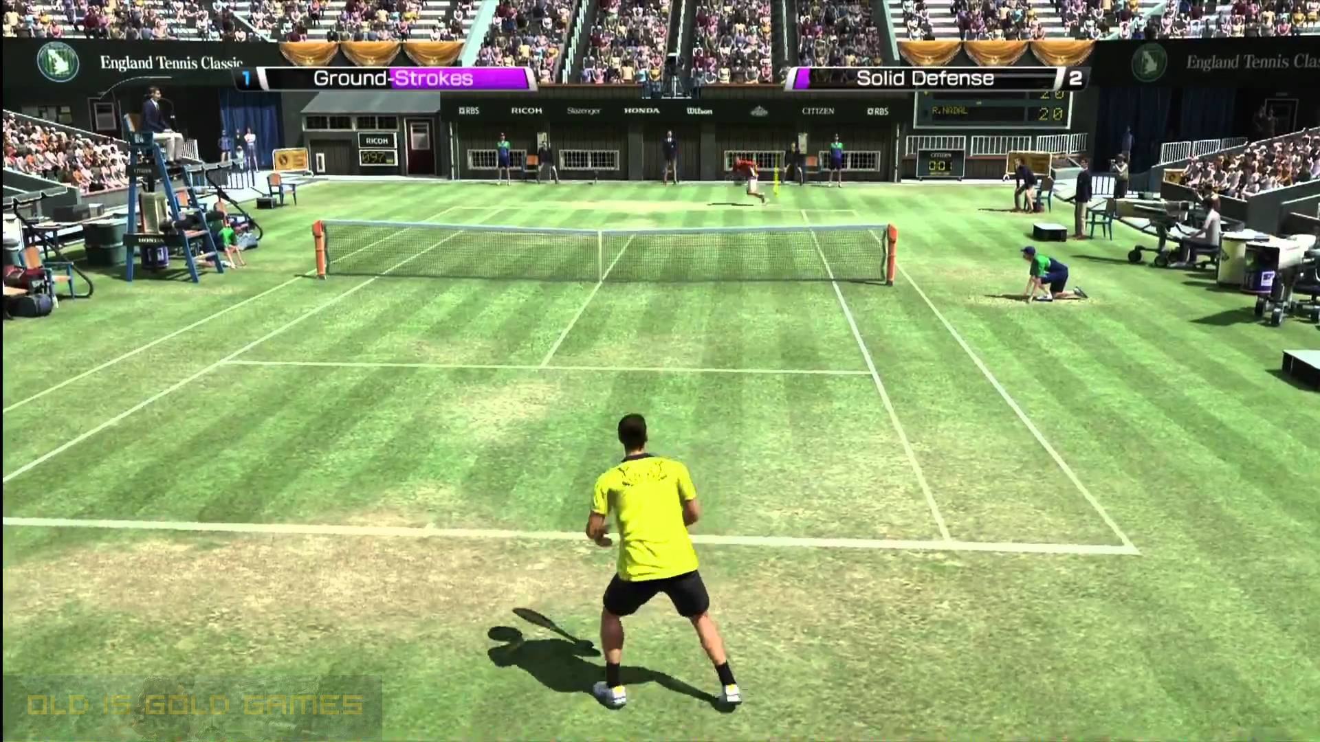 Virtua Tennis 4 Setup Free Download