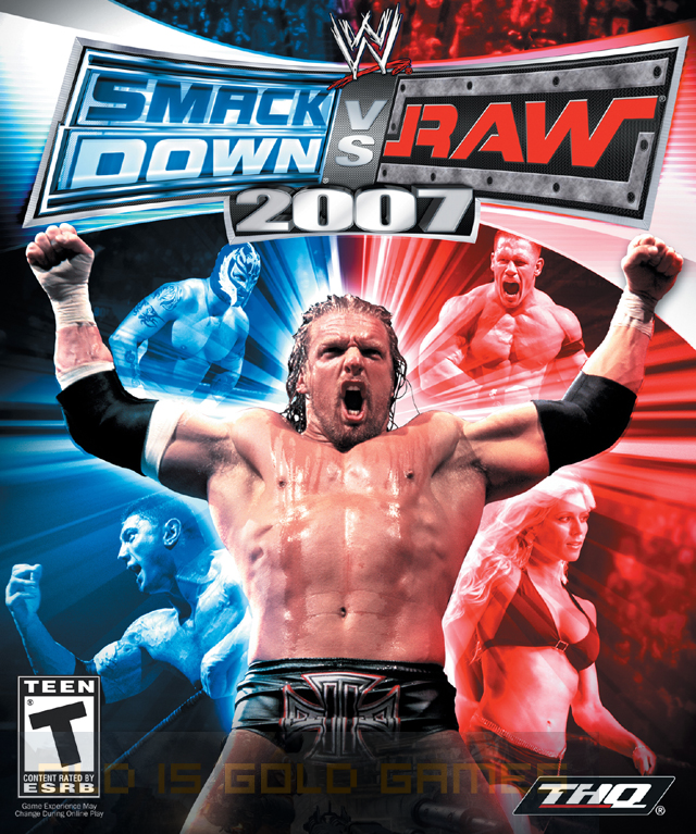 WWE Smackdown Vs RAW Free Download