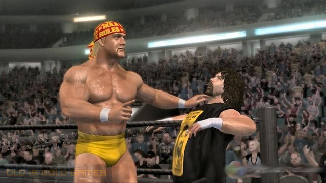 WWE Smackdown Vs RAW Setup Download For Free