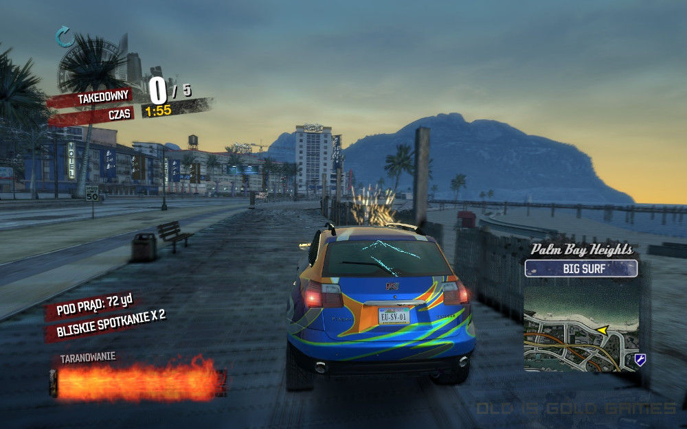 Burnout Paradise The Ultimate Box Setup free Download