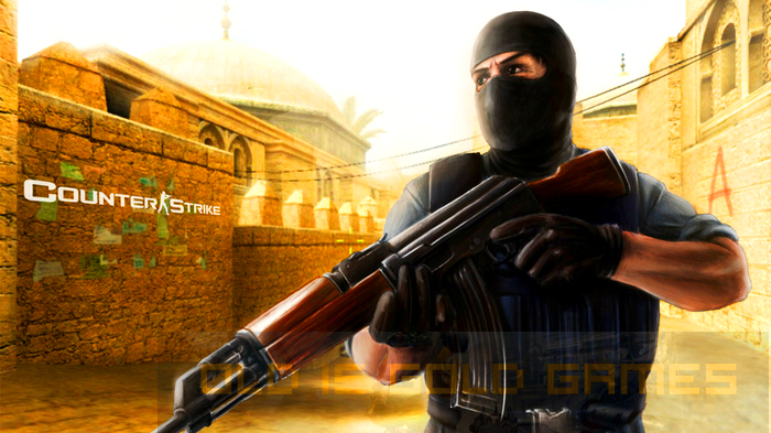 Counter Strike 1.6 Features