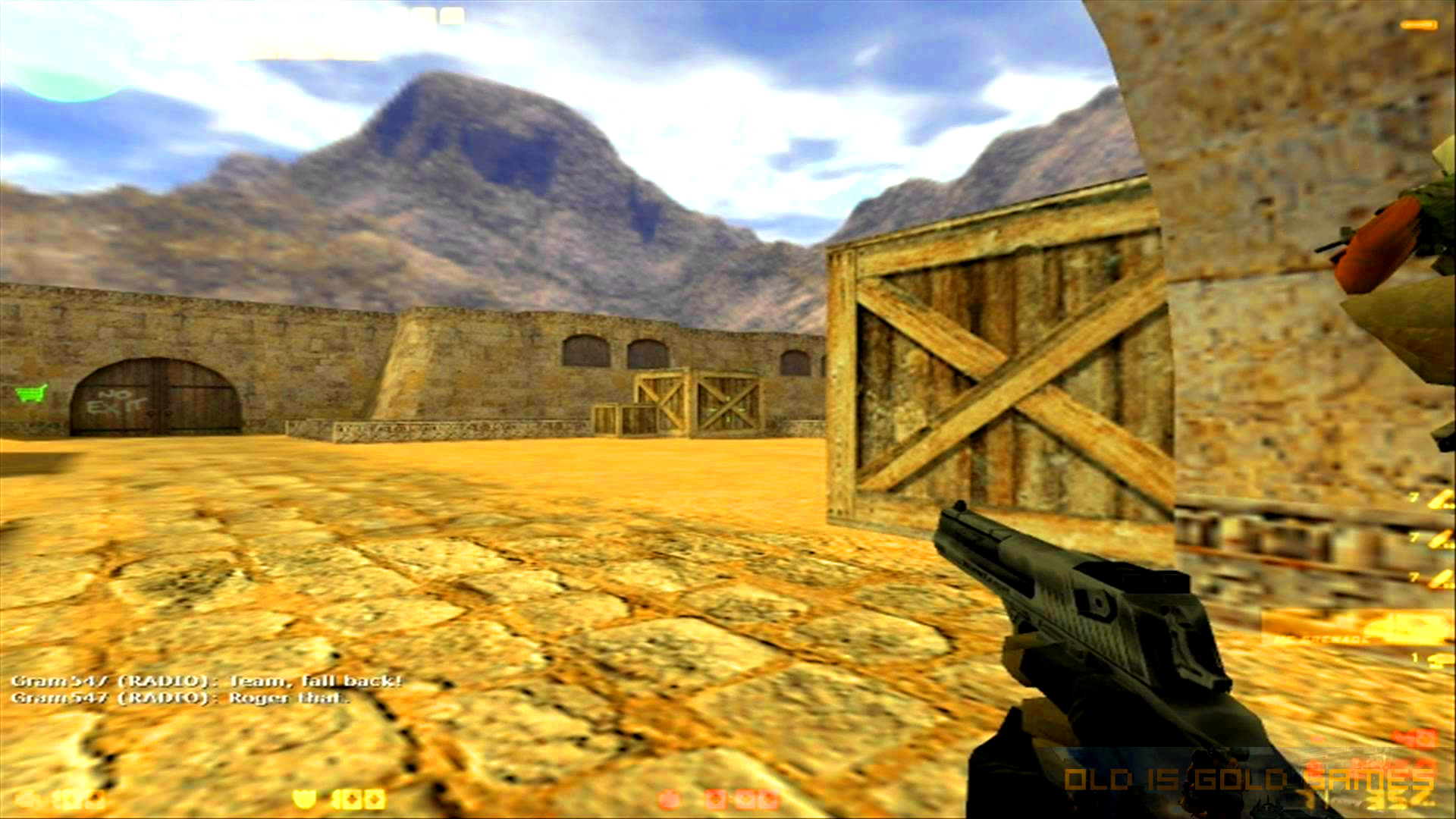 The best version of Counter Strike so far