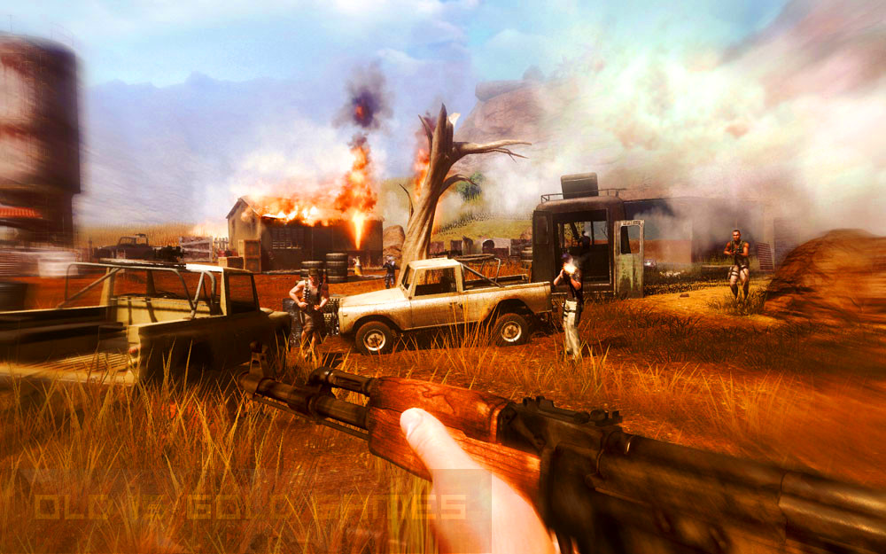 Far Cry 2 Setup Free Download