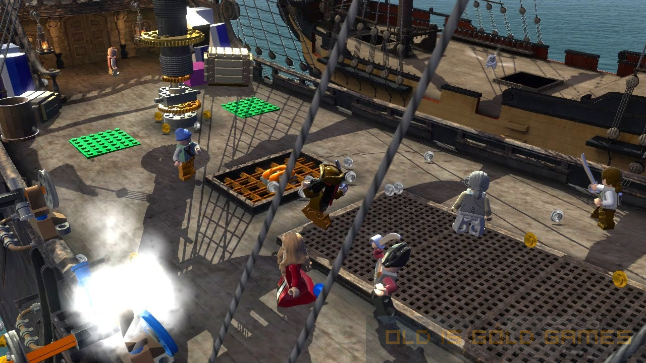 LEGO Pirates of the Caribbean Download For Free