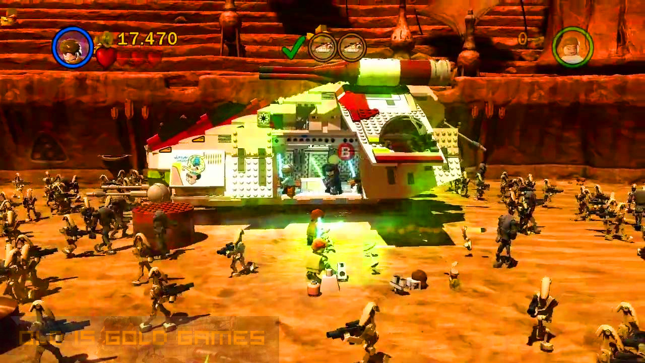 LEGO Star Wars III The Clone Wars Setup Free Download