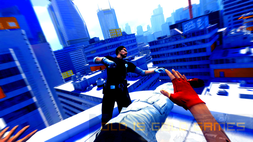 Mirrors Edge Features