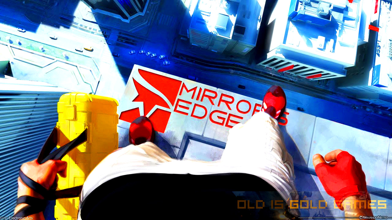 Mirrors Edge Setup Free Download