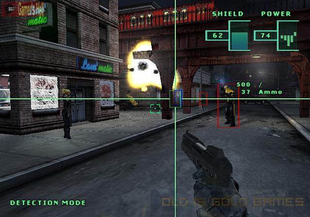 RoboCop PC Game Features