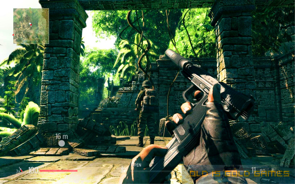 Sniper Ghost Warrior 1 Download For Free