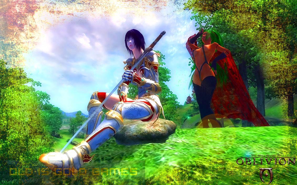 The Elders Scrolls IV Oblivion Download For Free