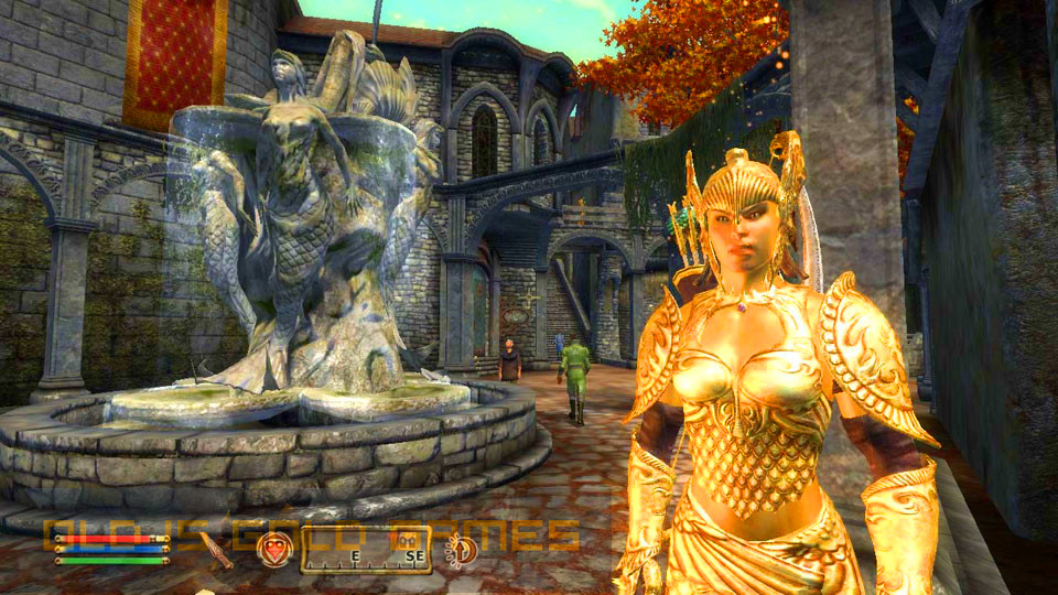 The Elders Scrolls IV Oblivion Setup Free Download