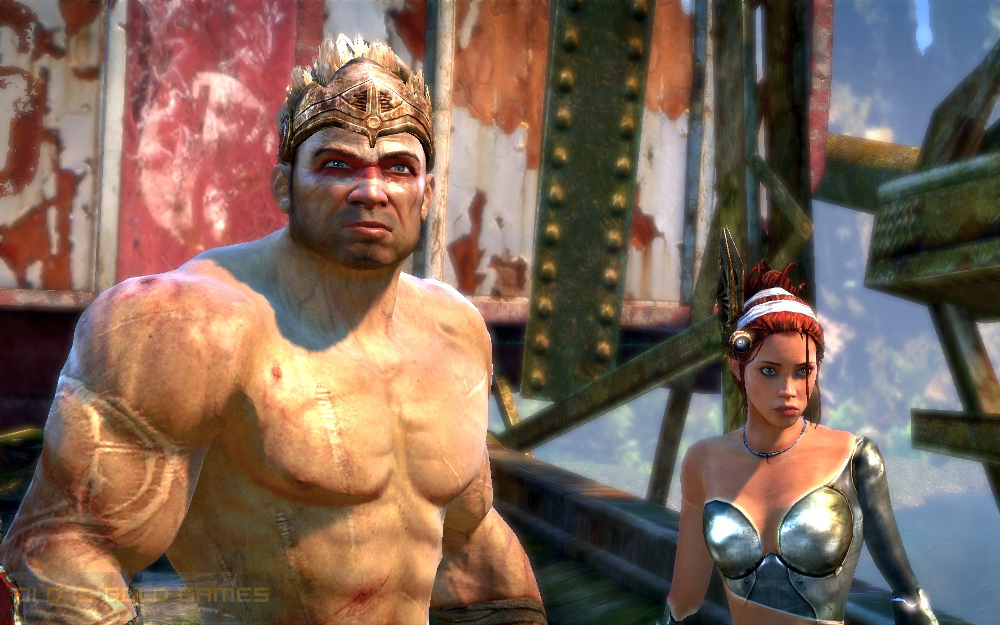 Enslaved Odyssey to the West Download For Free