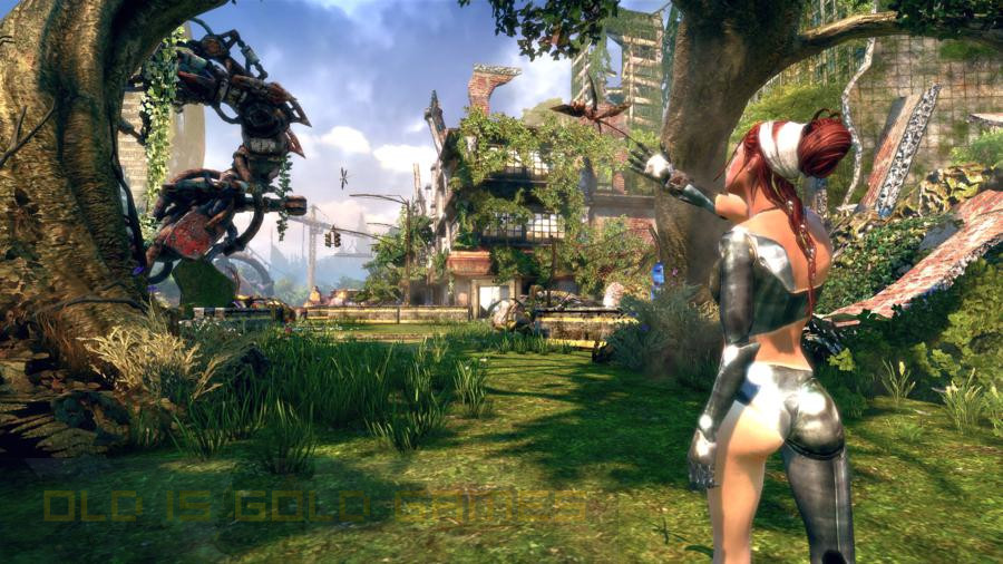 Enslaved Odyssey to the West Features