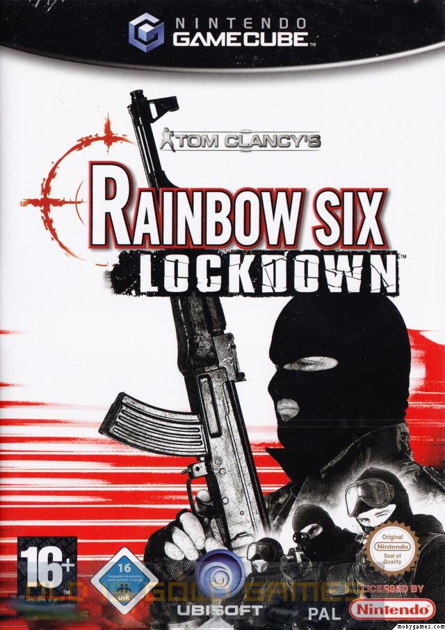 Rainbow six-lockdown скачать.