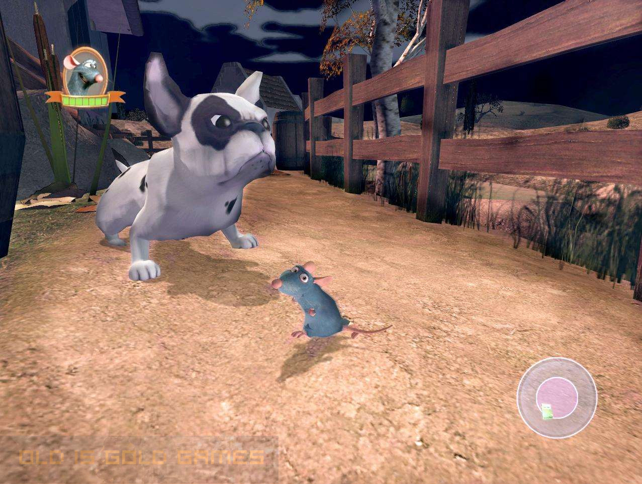 Ratatouille Features