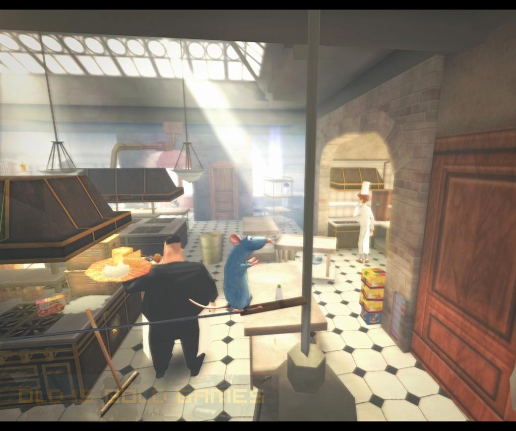 Ratatouille Setup Free Download