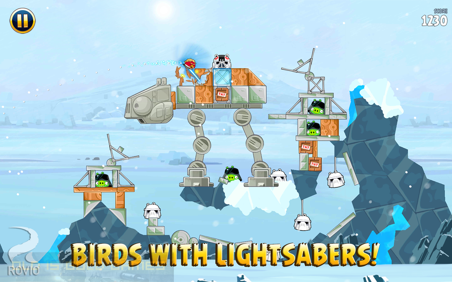Angry Birds Star Wars Download For Free