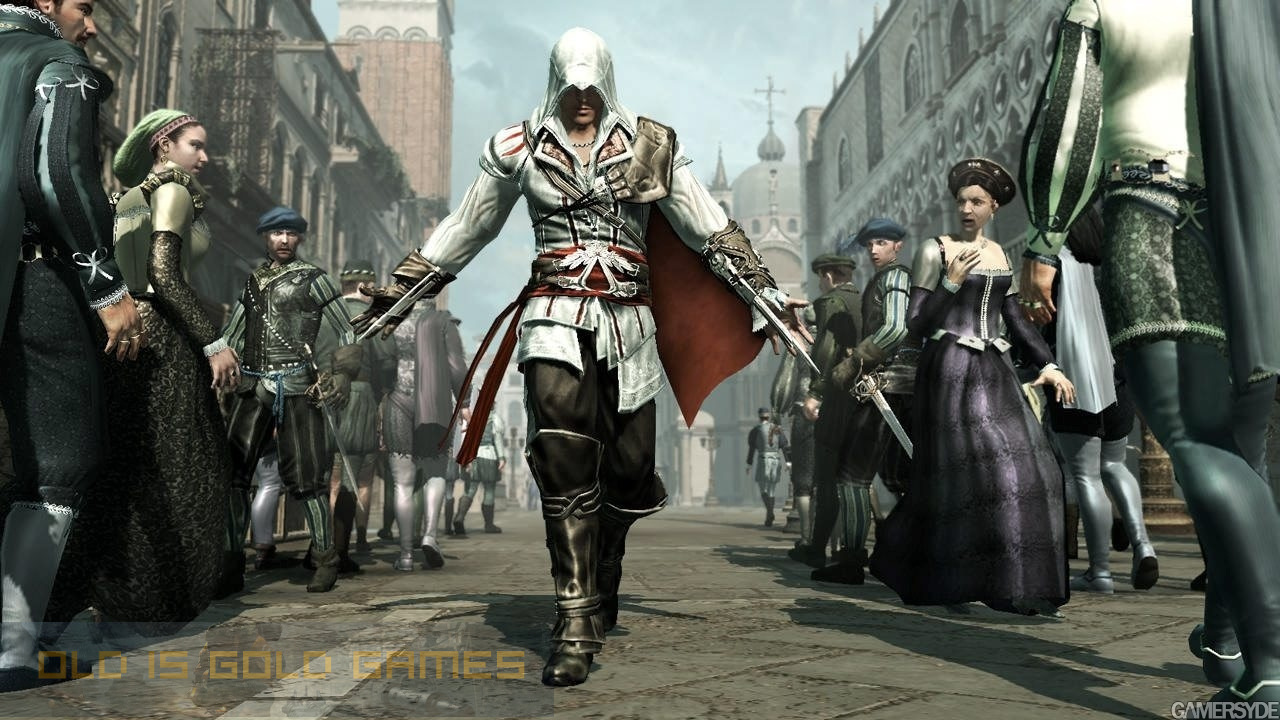 Assassin Creed 2 Features