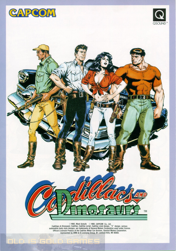 Cadillacs and Dinosaurs Full Version Free Download