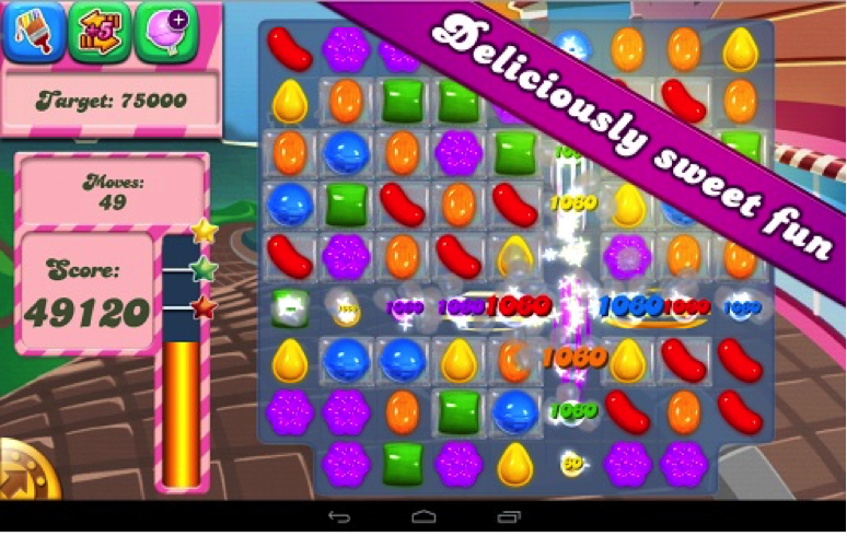 Candy Crush PC Game Features