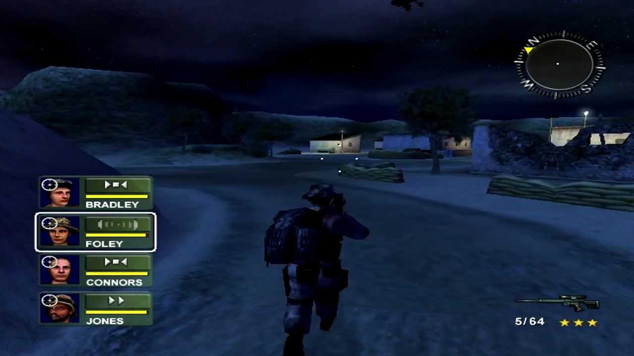 Conflict Desert Storm 2 Features