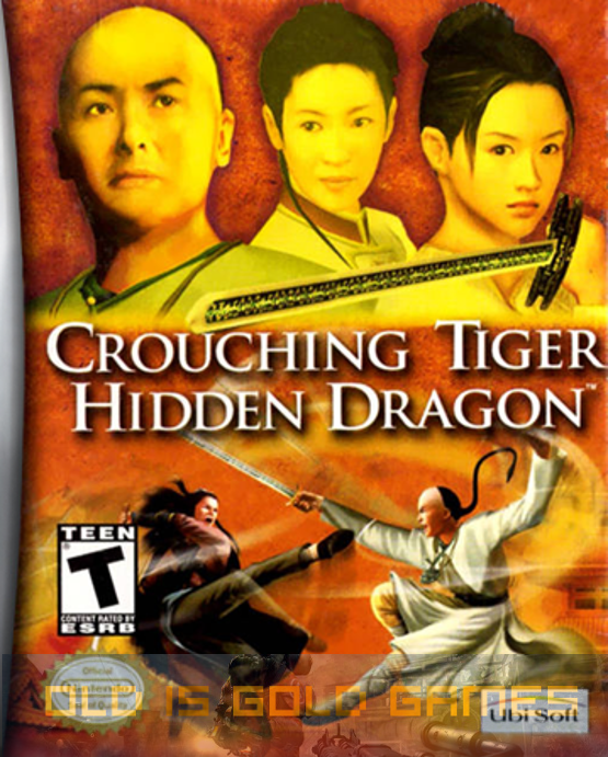 Crouching Tiger Hidden Dragon Free Download