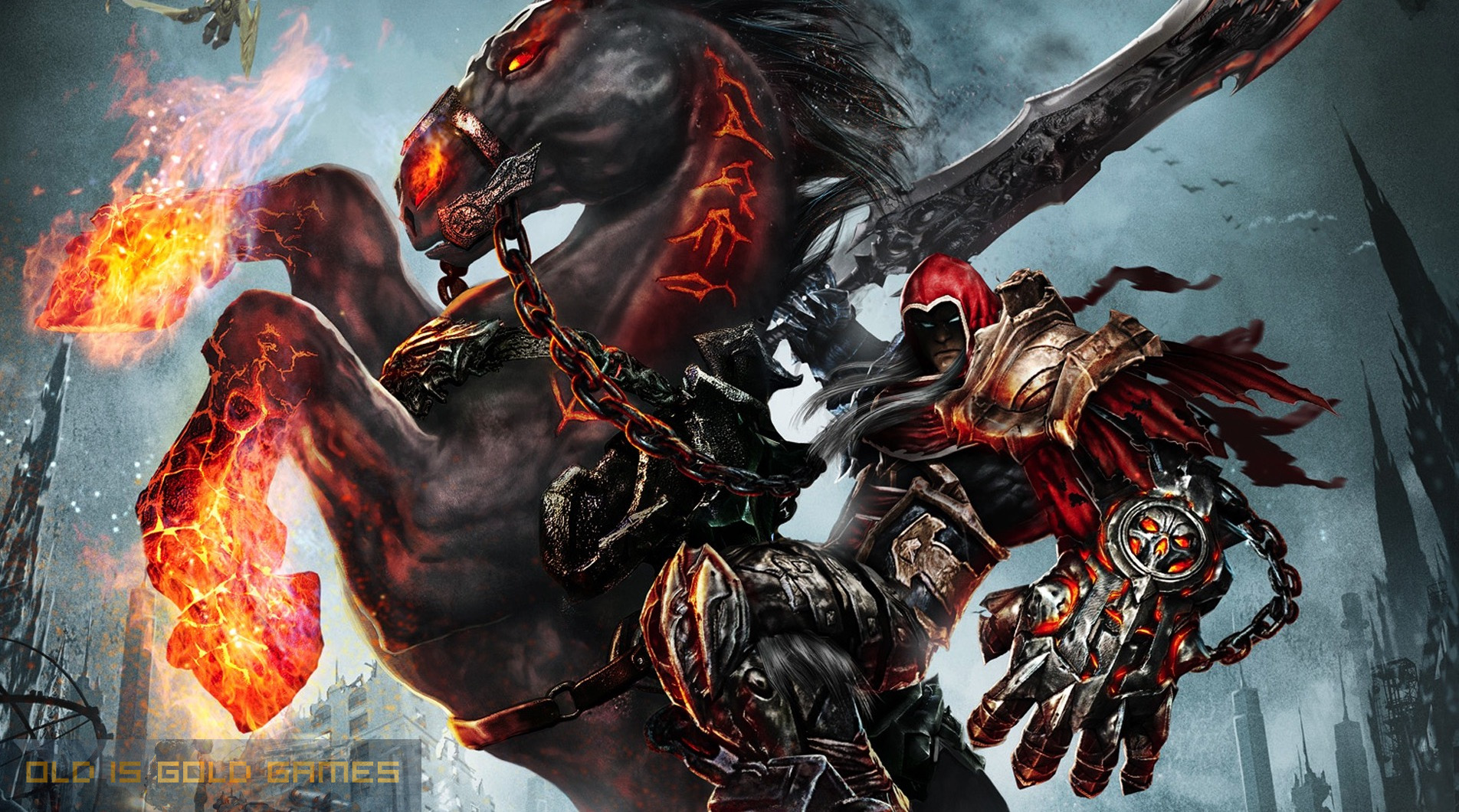 Darksiders Wrath Of War Download For Free