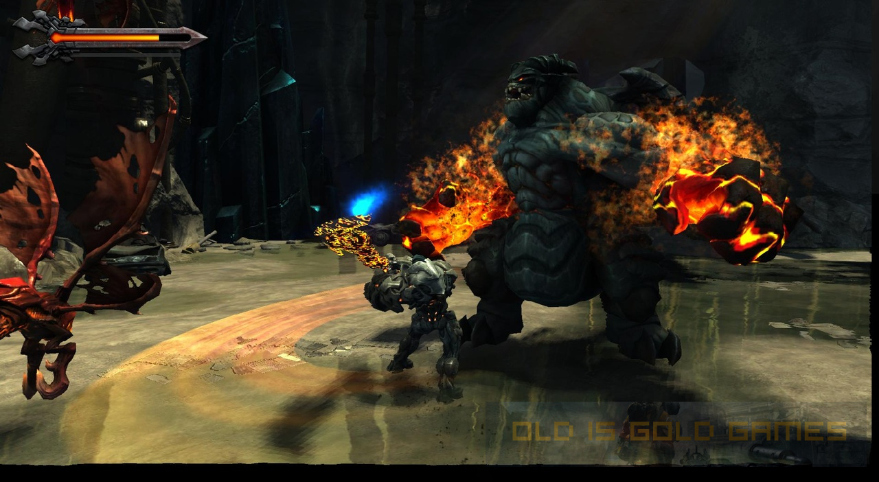 Darksiders Wrath Of War Setup Free Download