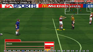 Free FIFA 98 Road To World Cup Download