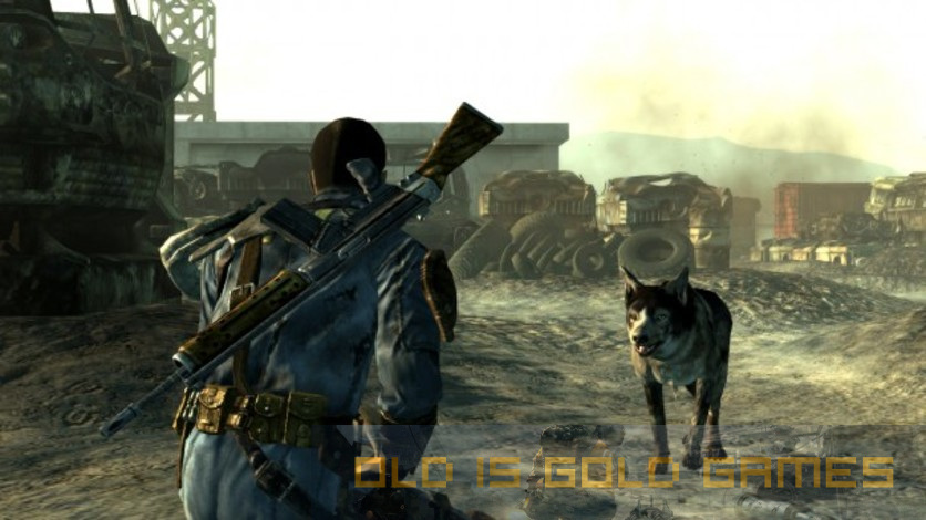 Fallout 3 Features