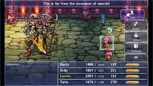 Free Final Fantasy V Download